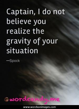 Famous star trek quotes