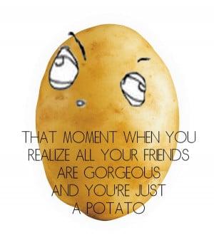 Dump Day Potato Chips Funny...