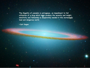 Stars Galaxy with Quotes