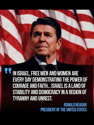 Great quote by President Reagan.