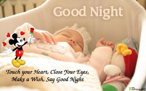 Good Night my Love good Night Quotes