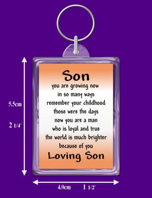 Happy 16th Birthday Son Quotes