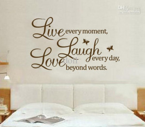 Buy cheap Hot Mix order Wall Quote Decal Nursery Wall Decor ...