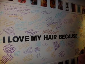 Love Natural Hair Favorite