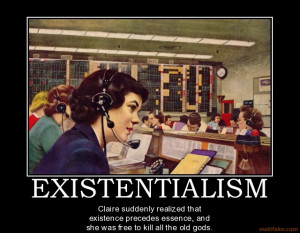 Existentialism: Reconciling Individualism with Dialectical Materialism