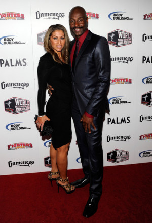 Jerry Rice Wife Jackie And