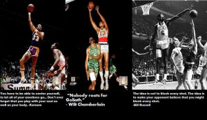 Re: Top 5 favorite basketball quotes of all time?