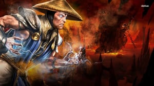 Raiden - Mortal Kombat wallpaper