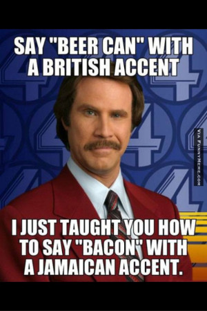 Quotes From Ron Burgundy