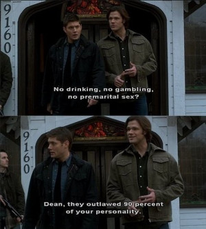 tags dean winchester funny pics funny pictures humor lol supernatural ...