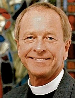 Gene Robinson kondigt scheiding aan Bisschop Robinson beeld EPA