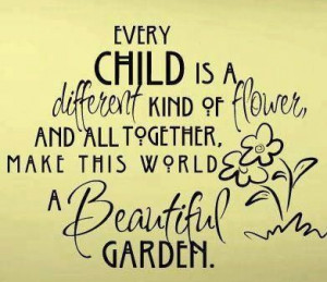 Disability AwarenessWall Art, Child Room, Quotes Wall, Teaching Quotes ...