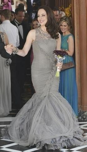 Revenge Victorias Wedding Dress