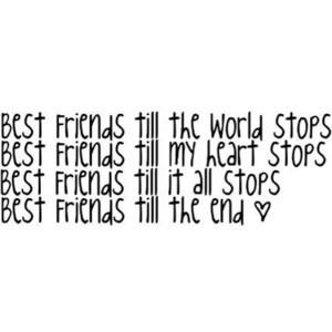 Best Friends Quote~ original 100% by Madison ♪ [Luvs Jordizzle]