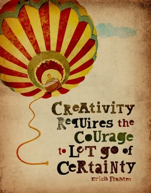 creativity quote // Cathy Mores Photography Blog