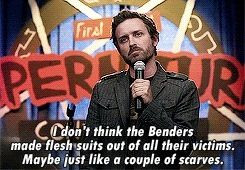Chuck quotes Supernatural