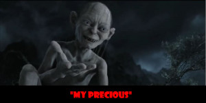 """36 """"My precious."""" Gollum – The Lord of the Rings, The Return of ..."""