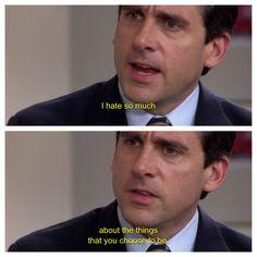 my favorite michael scott quote more michael scott quotes