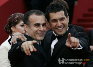 Niki Karimi And Reza Sadeghi