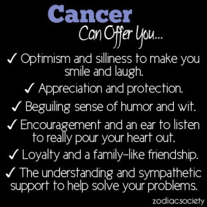 Zodiac Quotes and Sayings | Zodiac Cancer | Quotes
