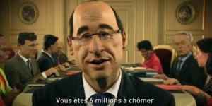 Francois Hollande Parodie