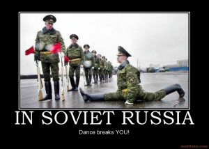 Collection of 40 In Soviet Russia Memes