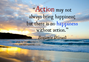 Action Quotes: 13 Great Inspirational Quotes about action