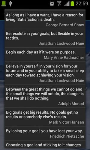 Funny Goal Setting Quotes