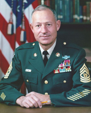 Former Sergeants Major of the Army
