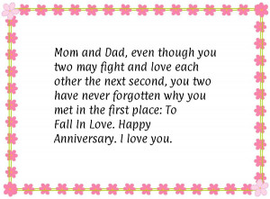 These are the funny anniversary quotes wishes for parents Pictures