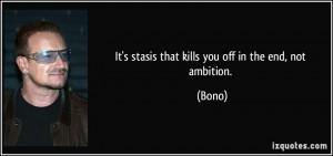 More Bono Quotes