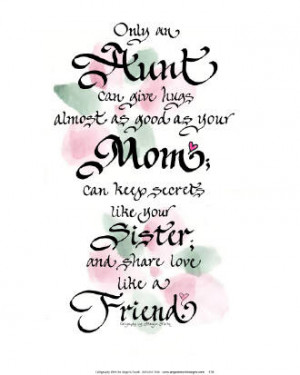 AUNTS QUOTES image gallery