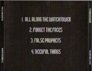 The Psycho Realm (The Unreleased Album)