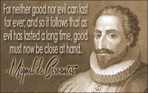 Good vs Evil quote