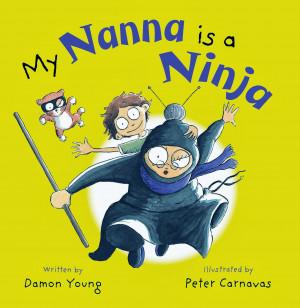 ninja are hard to spot i m happy to announce that my nanna is a ninja ...