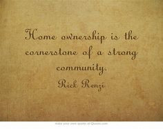 ... community more home ownership quotes real estate quotes home favorite
