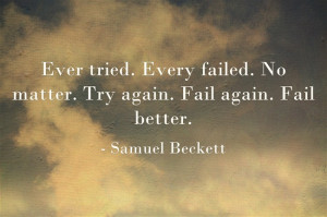 QUOTEEver-tried-Every-failed