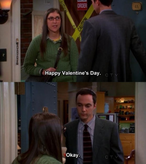 Sheldon And Amy Quotes