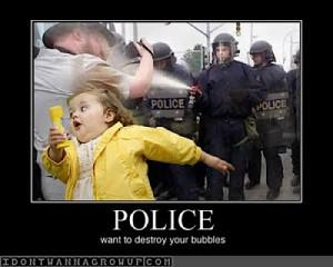 BLOG - Funny Bubble Girl