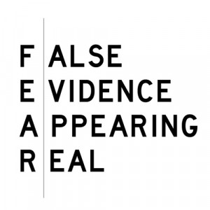 fear, love, quotes, tumblr