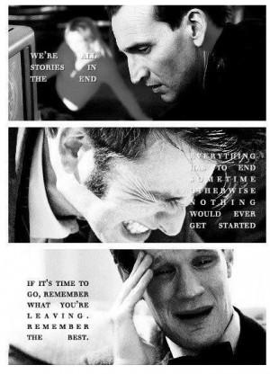 Doctor who sad