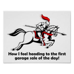 Garage Sale Funny Quotes http://www.zazzle.com/garage_sale_charge ...