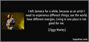 AM a Jamaican Quotes