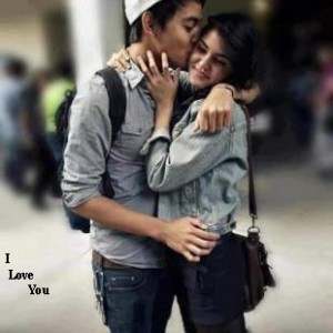 Romantic Boyfriend Girlfriend Picture