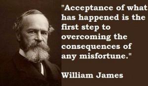 William james famous quotes 1