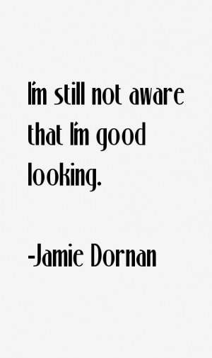 Jamie Dornan Quotes amp Sayings
