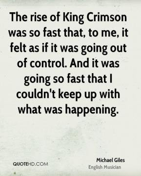 King Crimson Quotes. QuotesGram