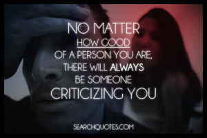 Criticism quotes with pictures Judgement quotes with pictures ...