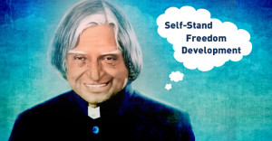 Image of Dr. A.P.J Abdul Kalam Famous Quotes – My India