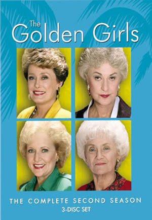 The Golden Girls: Season 2 (1986-1987)